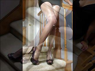 Shimmer Pantyhose