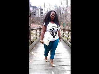 Fashion Girl With Huge Boobs