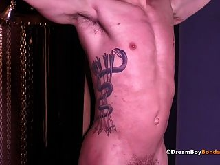 Bryan Cole Bdsm Dildo Fuck Electrocution Crucifixion Muscle