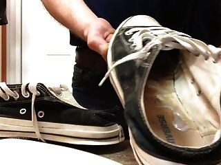 Handjob practice converse all star 2
