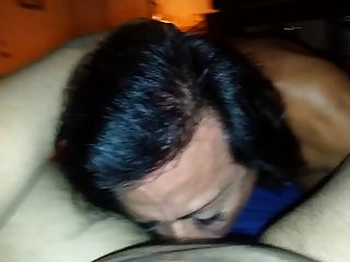 My Tranny Gf Sucking My Cock Good