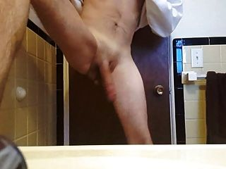 Big Dick And Low Hanging Balls In Slow Motion