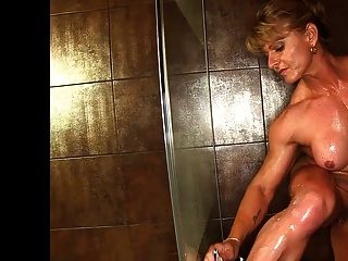 Emery Miller In The Shower