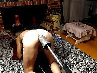 Sex machine norwegian girl fucked