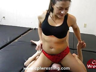 Cpl002- Tori S Trap And Assault- Headscissor And Facesitting