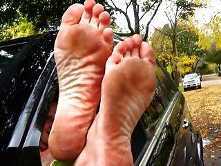 Dashley Dirty Feet