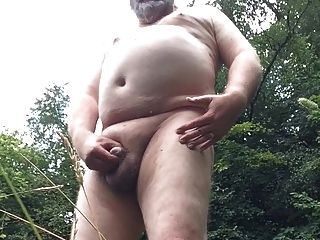 Wanking In The Forest Part 2