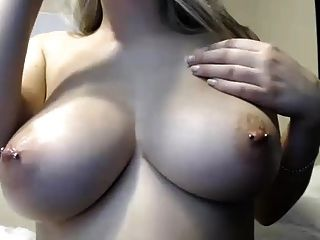 Nice Big Tits On Webcam