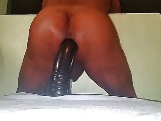 Black Huge Dildo
