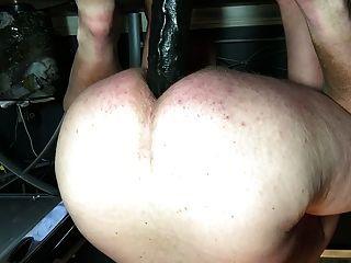 Gaping My Ass With Dick Rambone