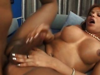 Small But Nice Tranny Cumpilation