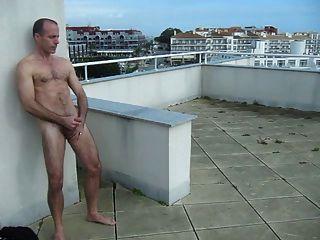 Rooftop Wank