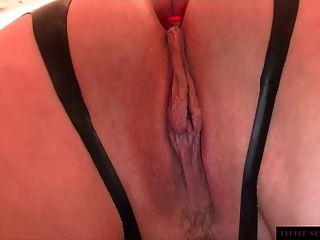 Bdsm Latex Pussy Close Up Blidfolded - Little Sunshine Milf