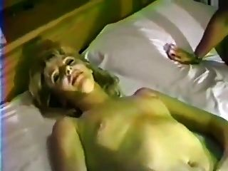 Amateur Retro Blonde Wife On Black Cock.