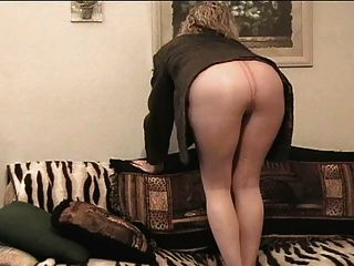 Playing In Pantyhose Kat