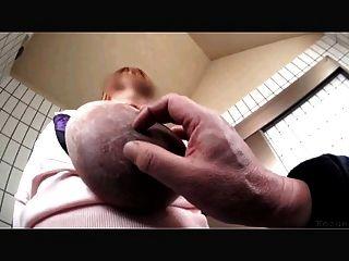 Armpit Tits Gets Felt Up By Creepy Hands  O.0
