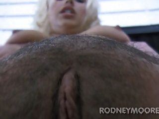 Heather Huntley Hairy Blonde Stripper Gets A Job