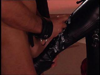 Cum On My Boots