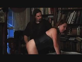 Spanked And Anal Vibrated