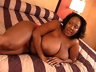 Busty Ebony Interview