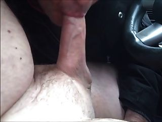 Wank And Bj In Car Park
