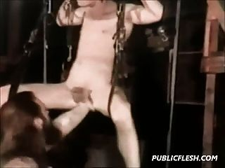 Extreme Gay Vintage Fisting