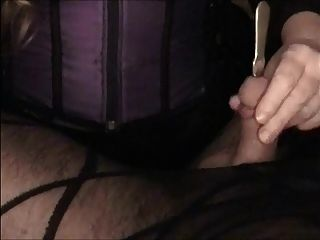 Sounded & Pumped By Mistress