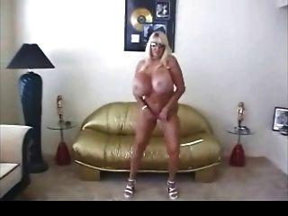Kayla Dances In A Micro Bikini