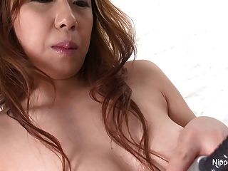 Cute Japanese Teen Shaves Her Hairy Pussy Then Masturbates