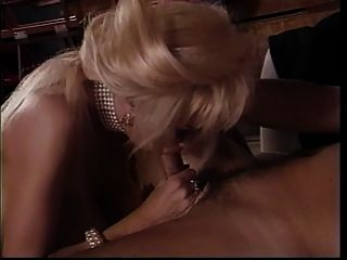 Blond With Tan Pussy Fucked