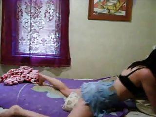 Amateur Masturbation Pillow Humping