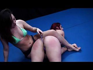 Lesbian Humiliation Match (2)