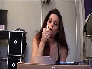 Hot Cougar Sexy Smoking Lightups -compilation