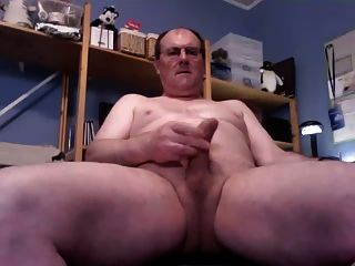 Shaved And Cumming