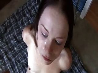 Bound Wet Cock Slut