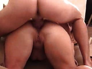 Fat Ass Milf Loves Anal Sex