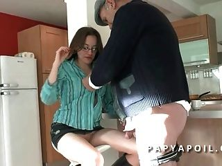 Bnp worship big nordic penis sucked off by arabian angel - 5 4