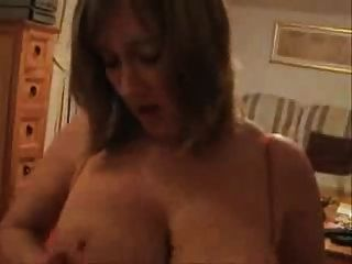 dirty talking wife facial