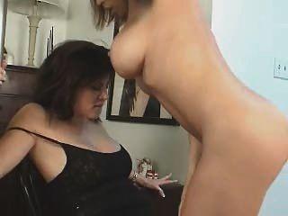 sexy lesbians lapdance
