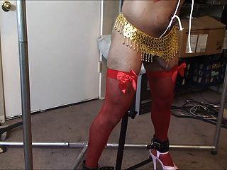 sissy impaled