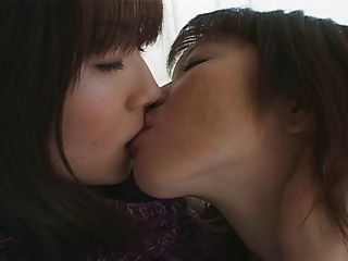Kissing dailymotion lesbians