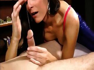 Hot busty wet lesbians