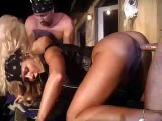 Hot sexy teacher choking on dick