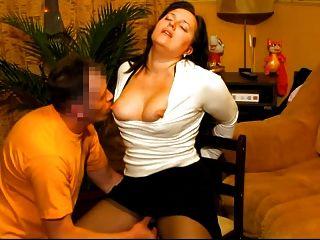 heavyset females having sex